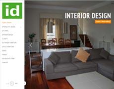 Interactive Design Homepage